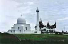 masjid ranah minang