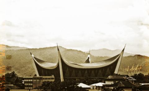 masjid raya sumbar