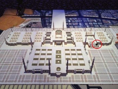 perluasan Masjid Nabawi tanpa menyentuh makam rasulullah 2