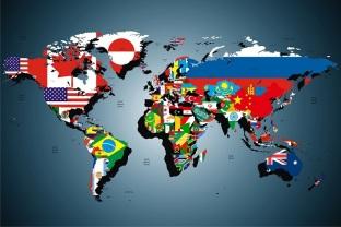 negara dunia