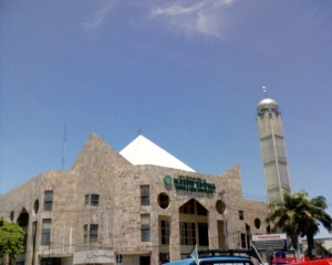 masjid taqwa padang