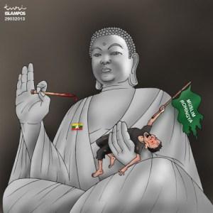 buddha teroris