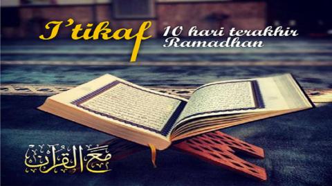 itikaf ramadhan